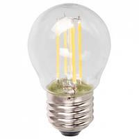 Лампа світлодіодна Feron LB-61 G45 E27 4W 2700K