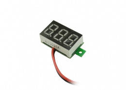 Термометр LED красн без корпуса -20+100 #100443