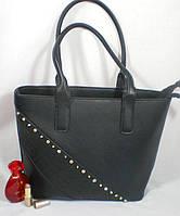 Женская ажурная сумка с перфорацией на каждый день