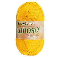 Пряжа Lanoso Baby Cotton 913