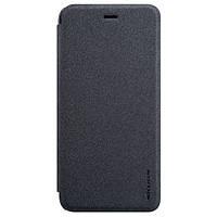 Чехол-книжка Nillkin Sparkle Black для Xiaomi Mi6, фото 1