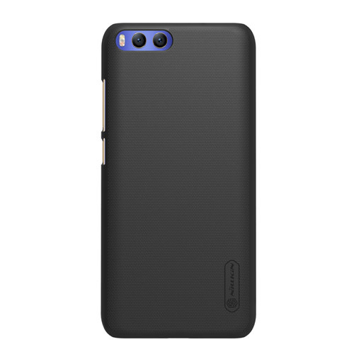 Чехол-бампер Nillkin Super Frosted Shield Black для Xiaomi Mi6
