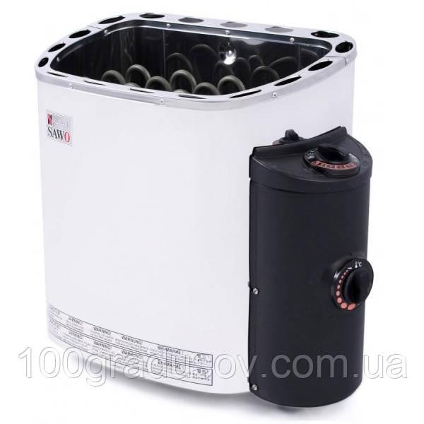 Электрокаменка, Печь для бани и сауны Sawo SCANDIA - 90NB