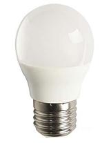 Светодиодная лампа Biom ВТ-544 G45 4W E27 4500K матовая