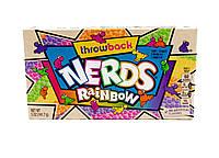 Wonka Nerds - Американские конфеты - драже Nerds от Вилли Вонка Rainbow Nerds Wonka, 141,7 грамм конфет
