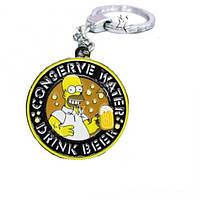 Брелок Гомер Симпсоны The Simpsons
