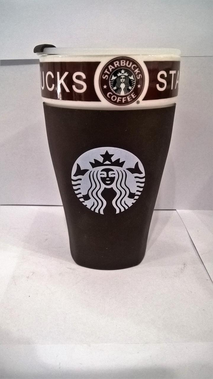 Керамическая кружка Starbucks 0.350 ml. -  интернет-магазин «VAVILON».  в Одессе