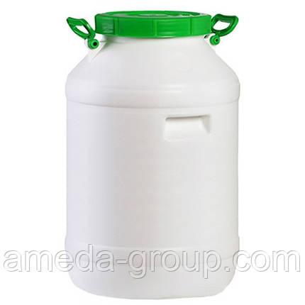 Бочка пластмассовая пищевая 60л, фото 2