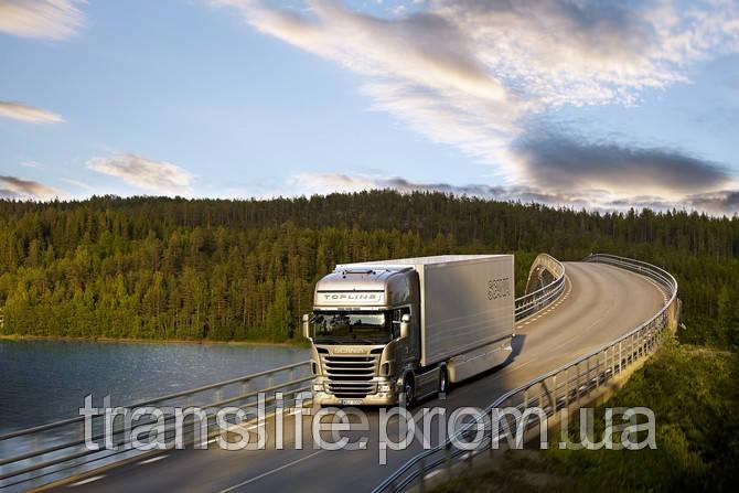 Перевозка грузов Польша-Грузия