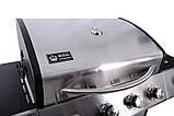 Газовий гриль Royal 4+1 18 KW, фото 4