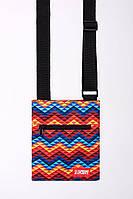 Мессенджер сумка через плечо M4 COLOR 2 Urban Planet (сумка женская, сумка мужская)