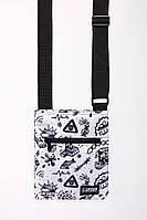 Мессенджер сумка через плечо M4 MACK GREY Urban Planet (сумка женская, сумка мужская)