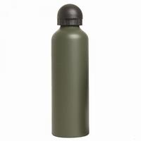 Бутылка велосипедная алюминиевая 0,5л MilTec Olive 14535020