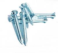 Гвоздь анкерный гребенчатый оцинкованный 4.0х40 мм.