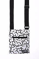 Мессенджер сумка через плечо M4 BRAIN Urban Planet (сумка женская, сумка мужская)