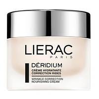 Крем для коррекции признаков старения нормальной и комбинированной кожи Lierac Deridium 50 мл