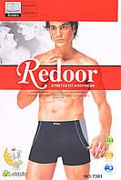 Трусы мужские Redor 7381-1 Черный,серый