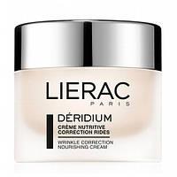Крем для профилактики и коррекции признаков старения сухой кожи Lierac Deridium Wrinkle Correctoin 50 мл