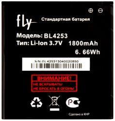 АКБ Оригинальный аккумулятор, батарея Fly BL4253 (IQ443) - HOT-CASE в Львовской области