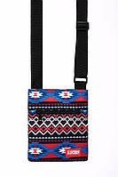 Мессенджер сумка через плечо M4 NATIVE NAVY Urban Planet (сумка женская, сумка мужская)