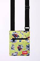 Мессенджер сумка через плечо M4 TATOO SAND Urban Planet (сумка женская, сумка мужская)