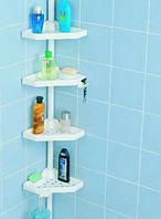 Полка в ванную Primanova ( белая)