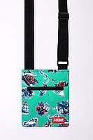 Мессенджер сумка через плечо M4 TATOO SEA Urban Planet (сумка женская, сумка мужская)