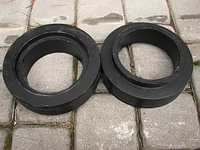 Резиновые проставки под пружины для Hyundai Galloper,  Mitsubishi Pajero II  (5см)