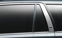 Накладки дверных стоек для | Volvo XC90 Новые Оригинальные