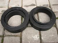 Резиновые проставки под пружины для Hyundai Galloper, Mitsubishi Pajero II (7см)