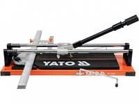 Плиткорез ручной YATO 400мм YT-3700