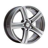 Автомобильные диски SKAD SAKURA R17H2 W7,5 PCD5x120 ET40 DIA72,6 АЛМАЗ-ГРЕЙ