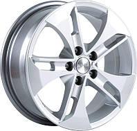 Автомобильные диски SKAD ВЕНЕЦИЯ R16H2 W6,5 PCD5x114,3 ET38 DIA67,1 СЕЛЕНА