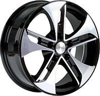 Автомобильные диски SKAD ВЕНЕЦИЯ R16H2 W6,5 PCD5x114,3 ET40 DIA66,1 АЛМАЗ