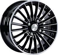 Автомобильные диски SKAD ВЕРИТАС R16H2 W6,5J PCD4x114,3 ET45 DIA67,1 АЛМАЗ