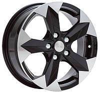Автомобильные диски SKAD ГРАНИТ R16H2 W6,5J PCD5x114,3 ET45 DIA67,1 АЛМАЗ