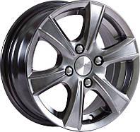 Автомобильные диски SKAD ПИОНЕР R13H2 W5,5J PCD4x98 ET35 DIA58,6 ГАЛЬВАНО