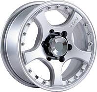 Автомобильные диски SKAD ТИТАН R16Н2 W7J PCD6x139,7 ET20 DIA109,7 СЕЛЕНА