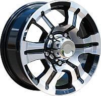 Автомобильные диски SKAD ТРИТОН R16Н2 W7J PCD5x150 ET20 DIA109,5 АЛМАЗ