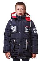 Зимняя детская куртка 0216 Бордо