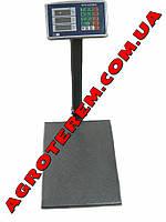 Весы электронные 300кг (железная нога и площадка)