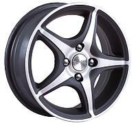 Автомобильные диски SKAD ФОРТУНА R14H2 W5,5J PCD4x98 ET35 DIA58,6 АЛМАЗ-МАТОВЫЙ