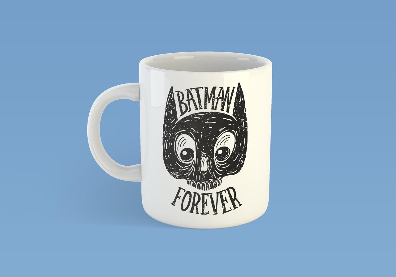 """Чашка """"Batman forever"""""""