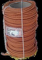 Шнур кордовий плетений 6 мм*100 м