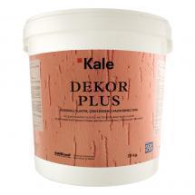 Декоративная штукатурка Kale Decor Plus силиконовый короед 25кг