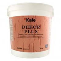 Штукатурка Kale Decor Plus - Силиконовый Короед гранулы ~2.5мм  25кг