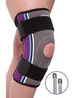 Наколенник неопреновый на ремнях Уменьшит боль при артрите и артрозе.