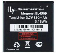 АКБ Оригинальный аккумулятор, батарея Fly BL4509 (Ezzy 6)