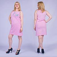 Женская ночная сорочка Турция. MORAL 01-50 M. Размер 44-46.