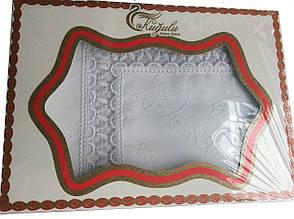 Скатерть Тройное кружево Kugulu 160*300, фото 2